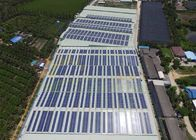Anodized Roof Mount Solar Racking